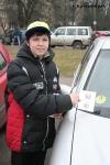 Отряд ЮИД  городской Станции юных техников 19 февраля 2014 года посетил ГИБДД УМВД города Калининграда